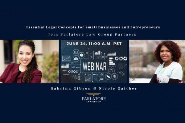 Parlatore Law group, Nicole Gaither, Sabrina Gibson