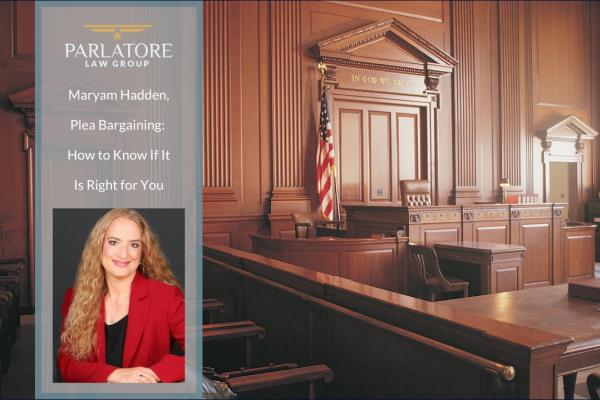 Maryam Hadden Partner Parlatore Law Group